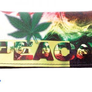 Θήκες καπνού PU με σχέδια Bob Marley