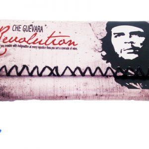 Θήκη καπνού PU με κορδόνι Che Guevara